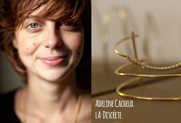 Adeline Cacheux Jewelry Design