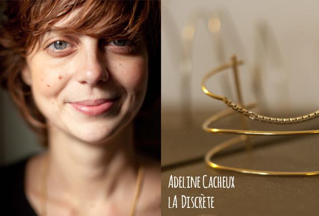 Adeline Cacheux Jewelry Design