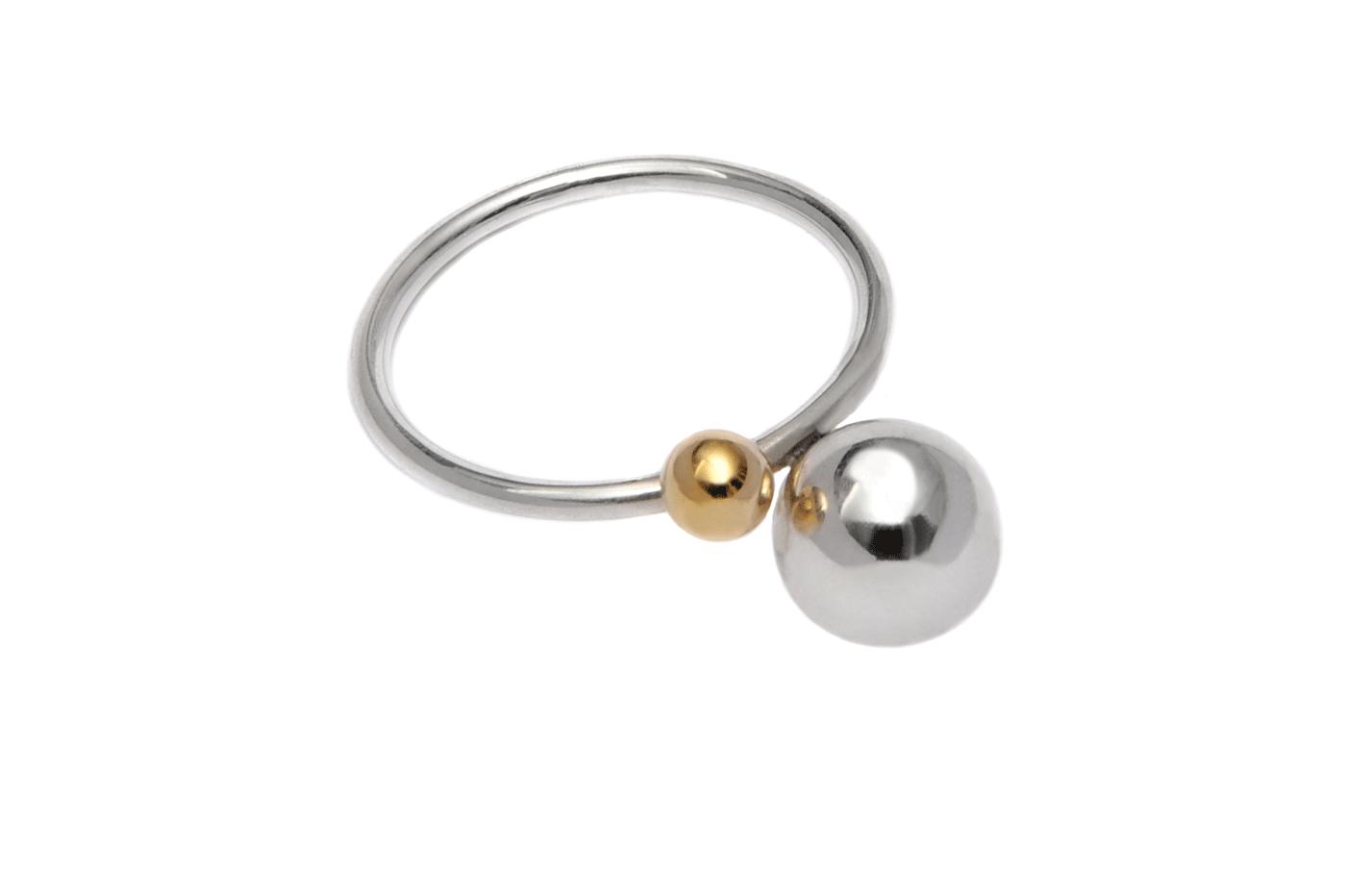 Adeline Cacheux Jewelry Design Bague Argent