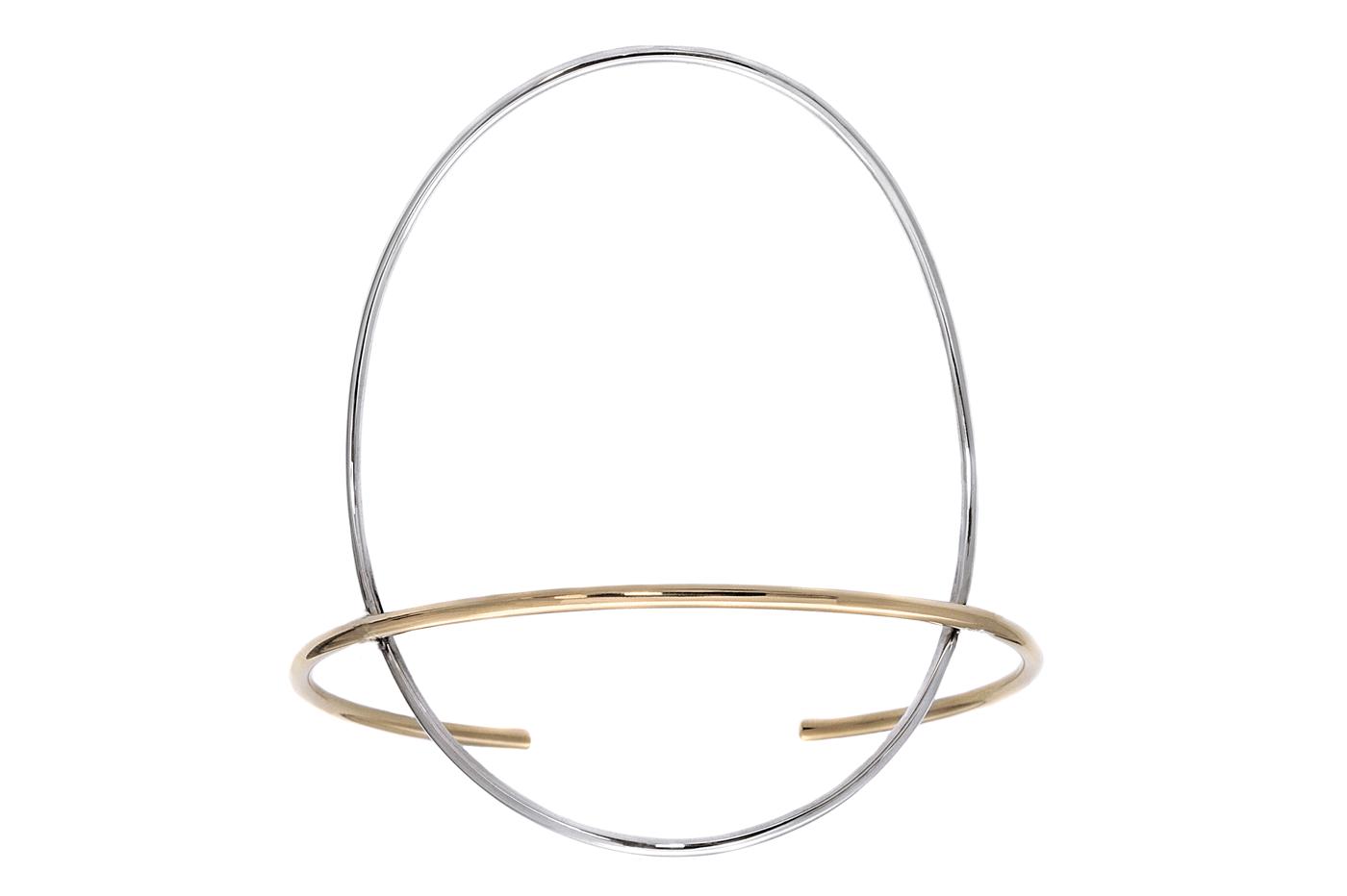 Adeline Cacheux Jewelry Design jonc argent or 18 carats