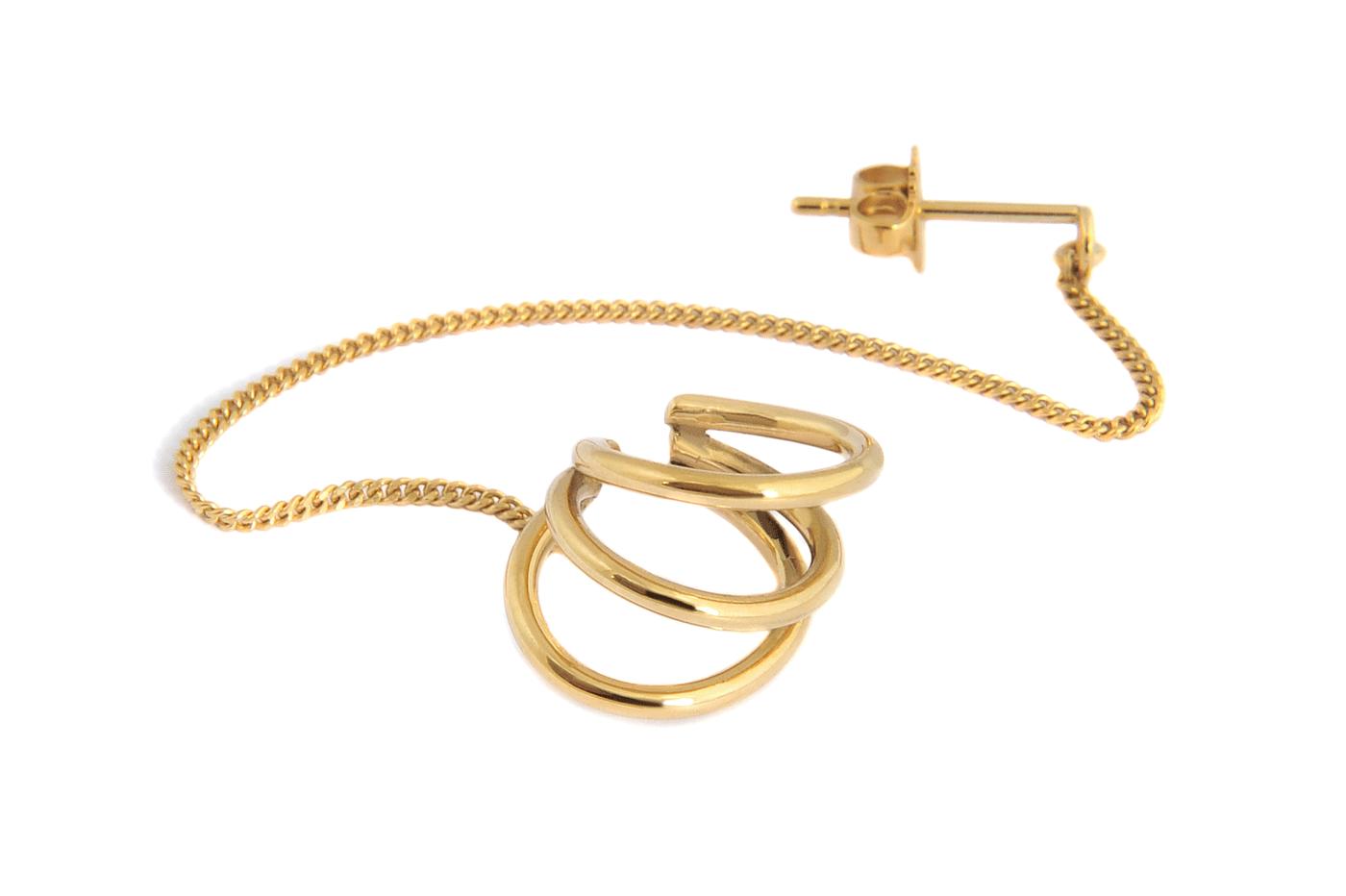 Adeline Cacheux Jewelry Design bijou oreille