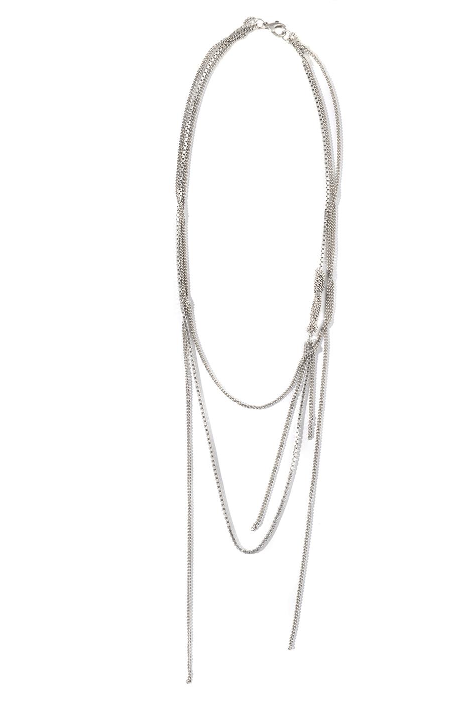 Adeline Cacheux Jewelry Design Collier chaîne