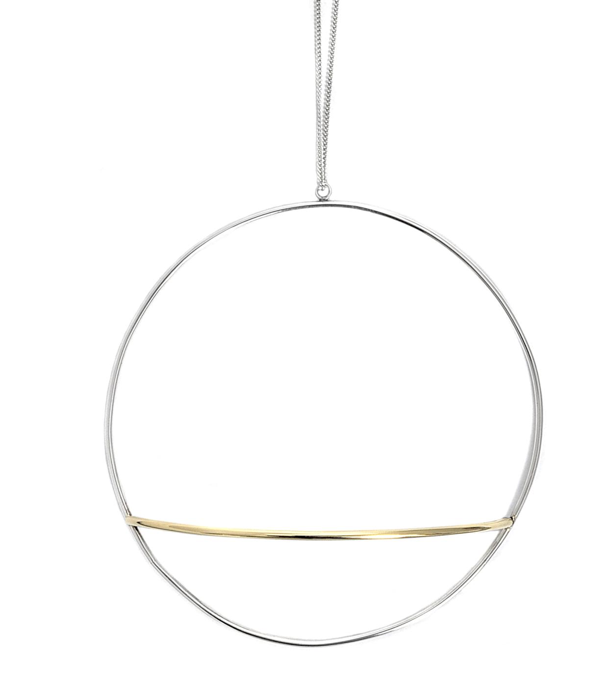 Adeline Cacheux Jewelry Design sautoir bi-matières