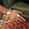 Chevalières l Argent Massif Or 18 carats