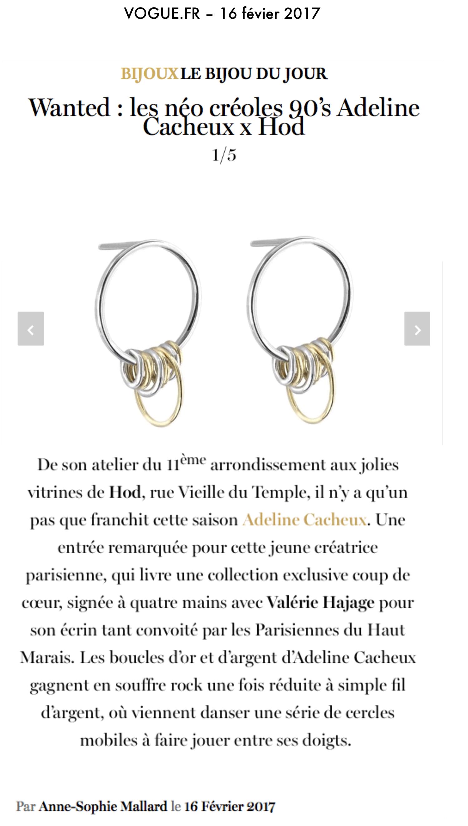 Adeline Cacheux