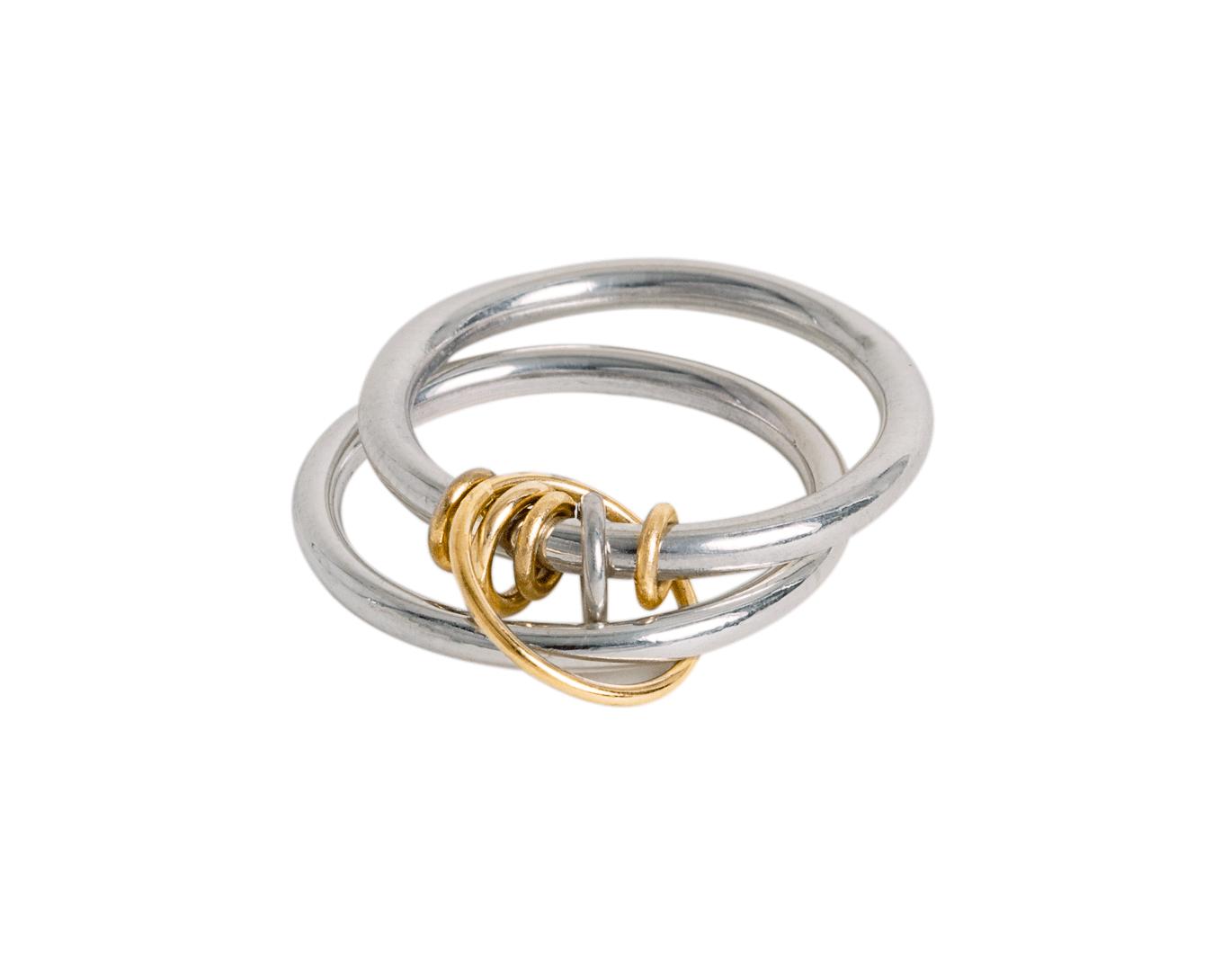 Adeline Cacheux Bague anneaux