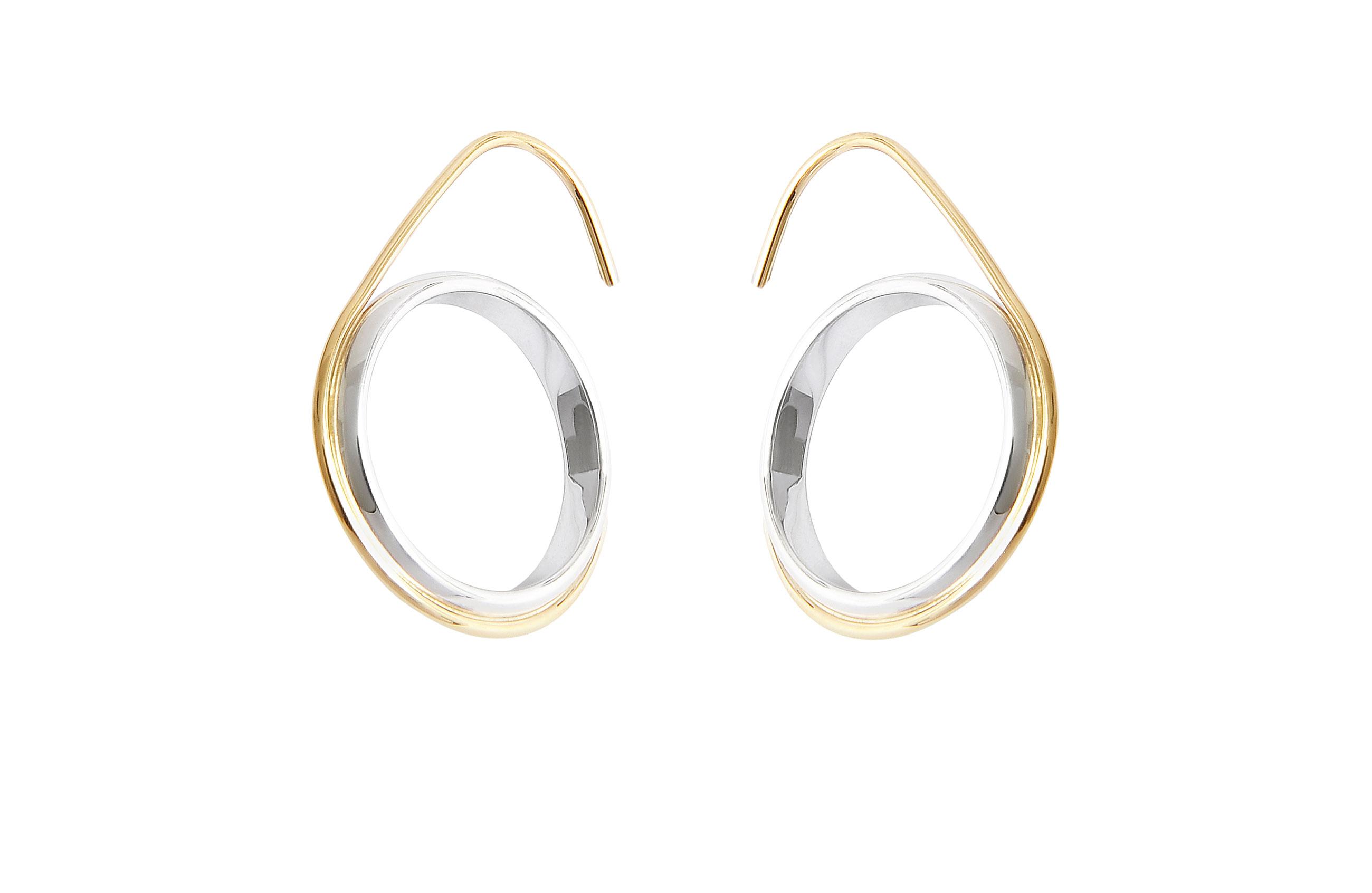 adeline cacheux créole boucles d'oreilles earrings