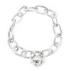 bracelet chaine maillon boule adeline cacheux