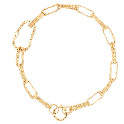 adeline cacheux chaîne maillons collier