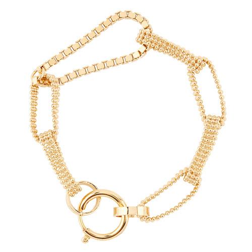 adeline cacheux bracelet maillons